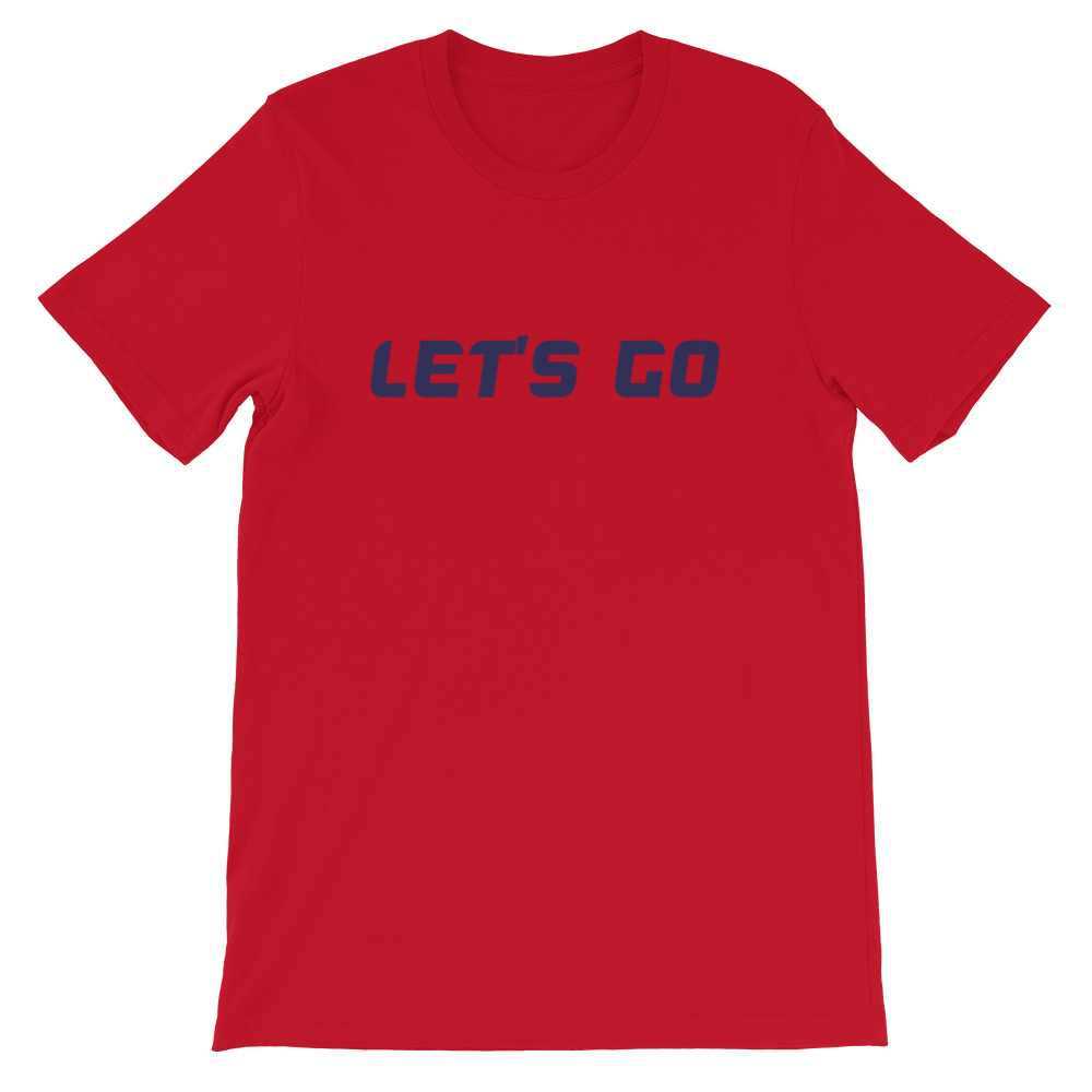 Image of Let's Go T-Shirt