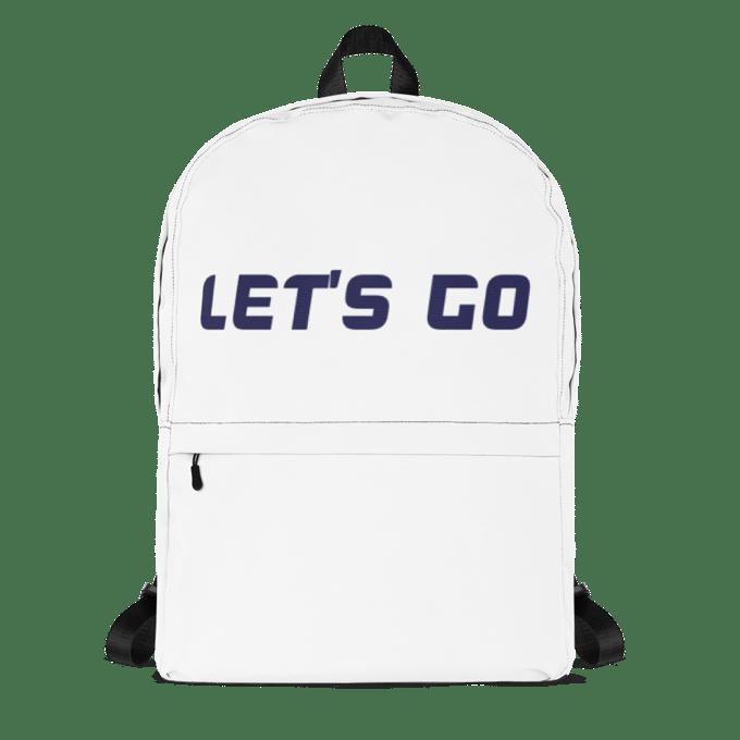 Image of Let's Go Bag