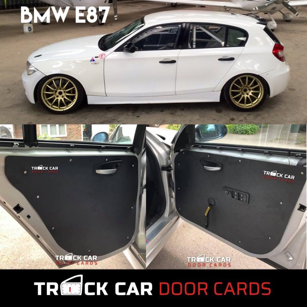 Image of BMW E87 4 Door - Track Car Door Cards