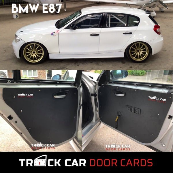 Image of BMW E87 4 Door - Track Car Door Cards