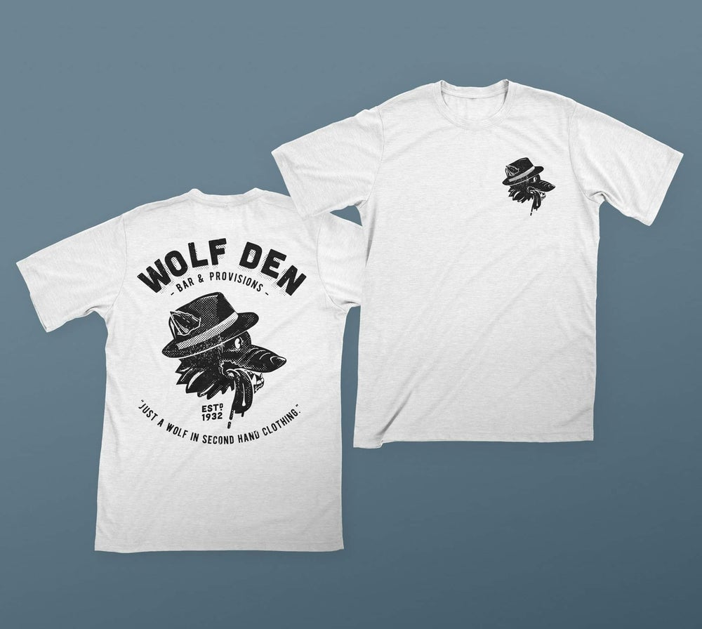 Image of Wolf Den T-shirt