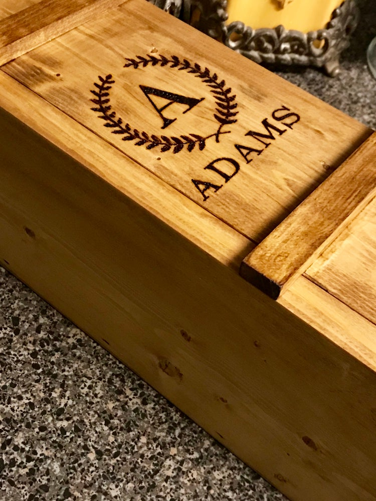 Image of Wine Crate