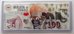 Image of 100 Ack Ack bill. Limited to 100