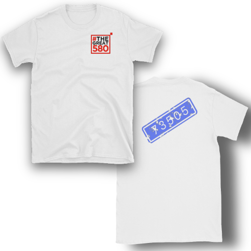 Image of 73505 White Tee