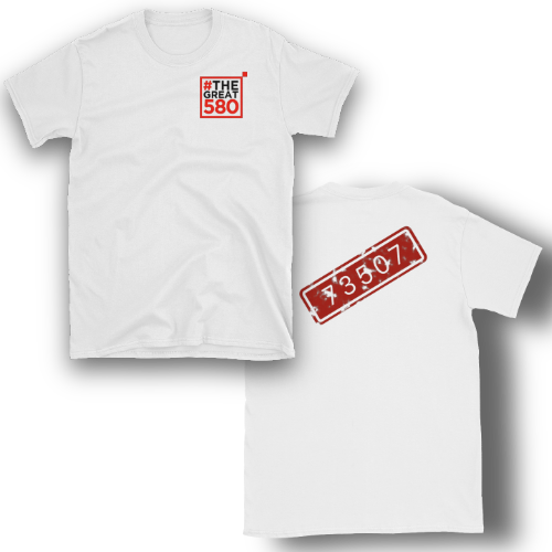 Image of 73507 White Tee