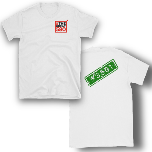Image of 73501 White Tee