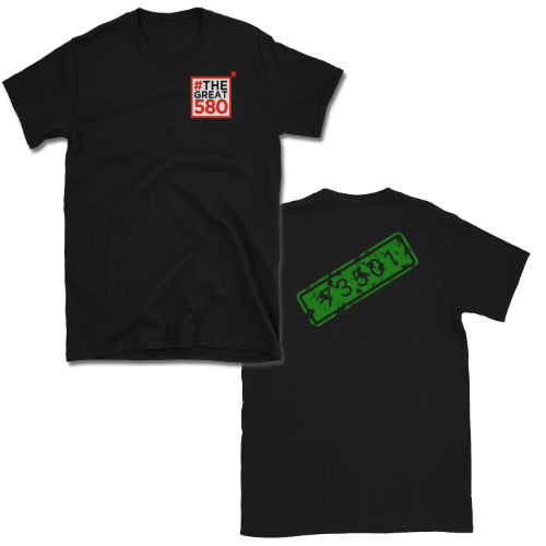 Image of 73501 Black Tee