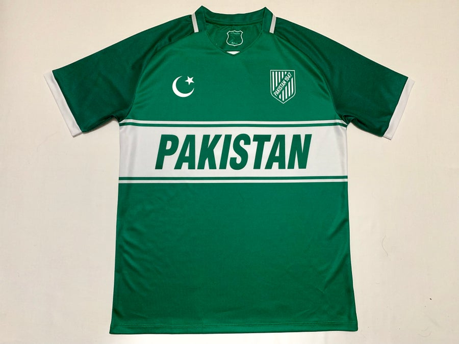 Image of Pakistan Football shirt