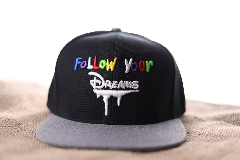 Image of Follow Your Dreams Snapback
