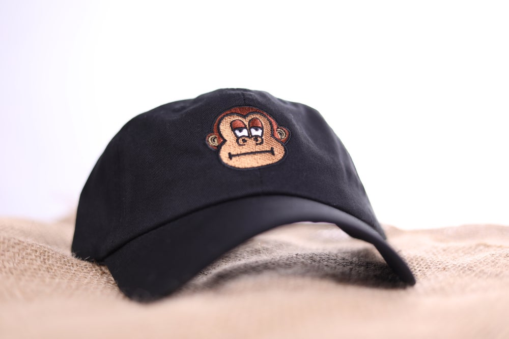 Image of Mitch Dad Hat - Black