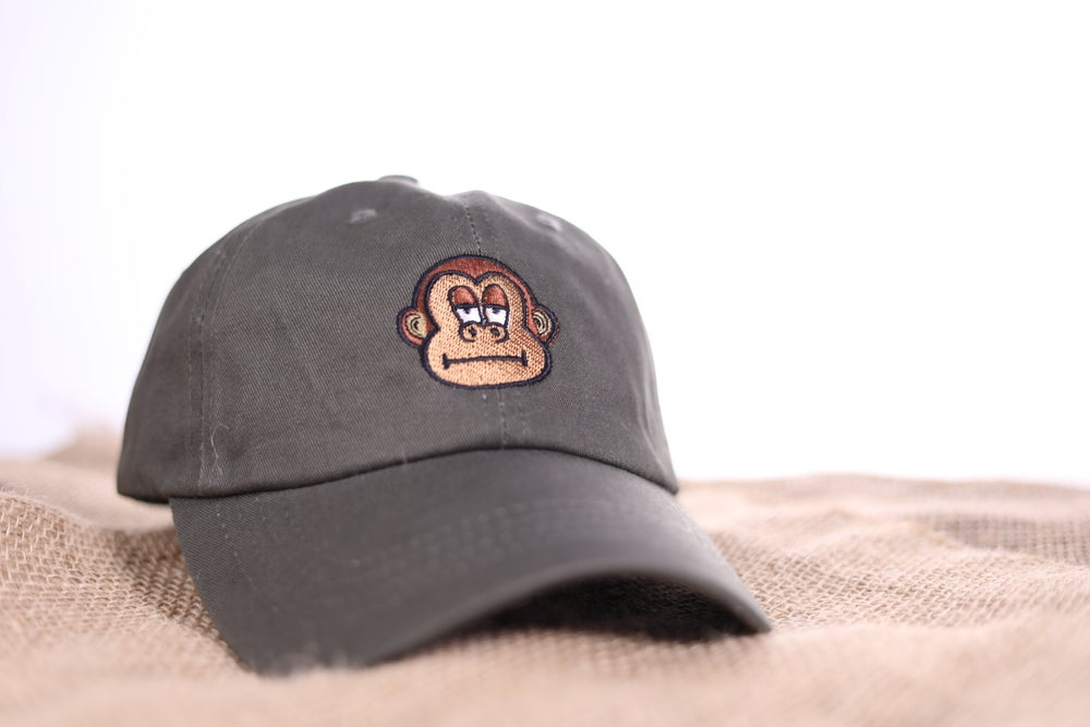 Image of Mitch Dad Hat - Olive