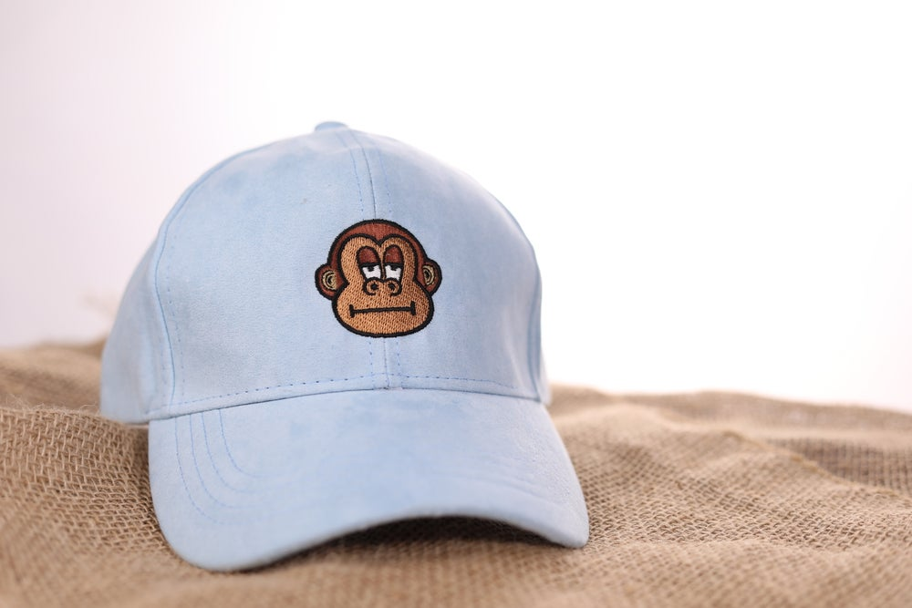 Image of Mitch Dad Hat - Light Blue