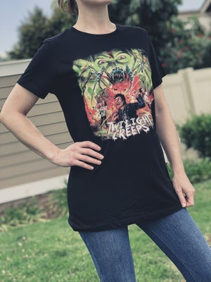 Image of Along Came A Spider T-Shirt (Female)