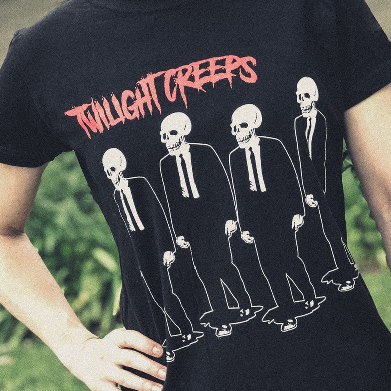 Image of Classic Twilight Creeps T-Shirt (Female)