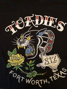 Image of Toadies 817 Panther shirt