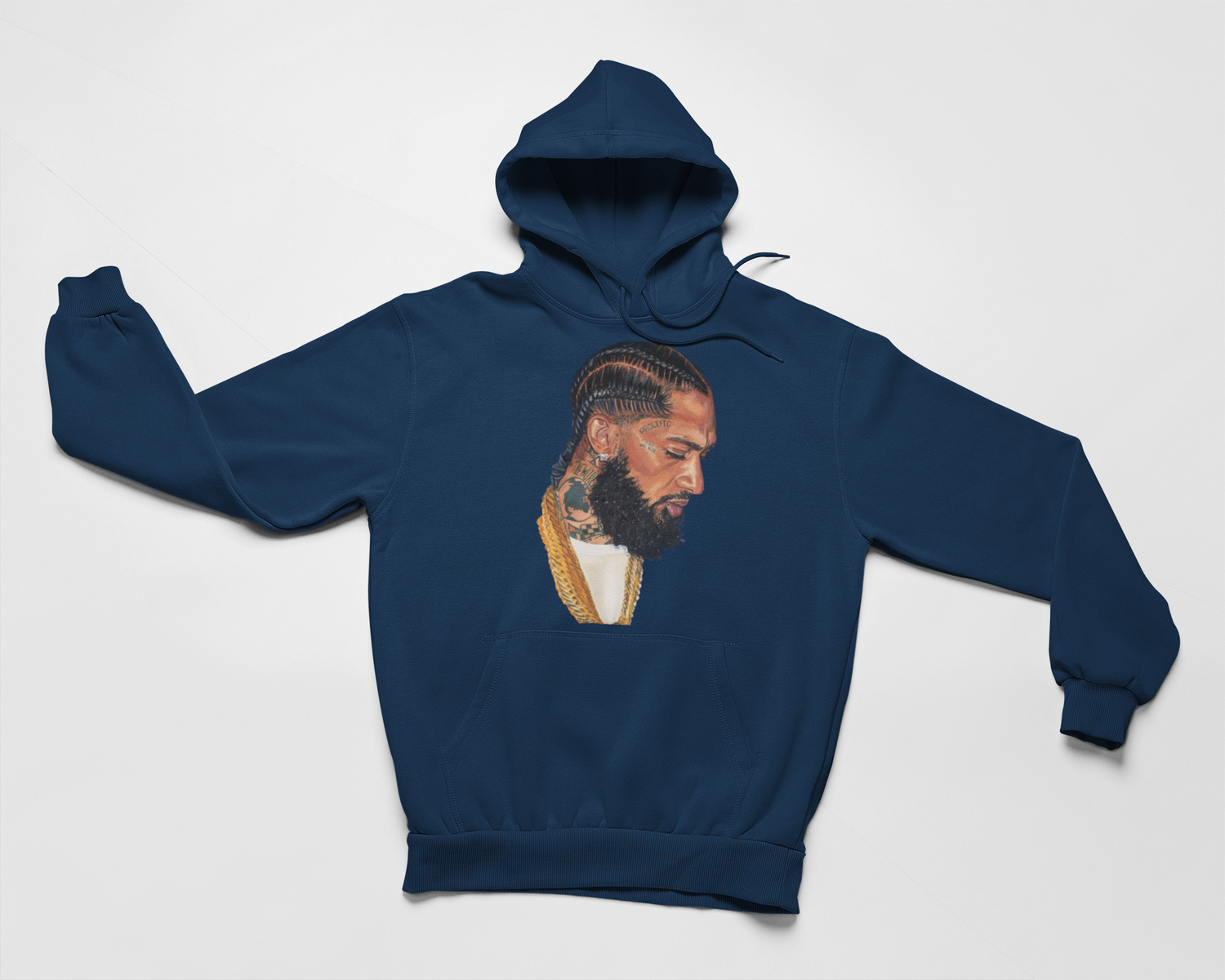 "Image of ""Hussle"" T-Shirts & Hoodies-RESTOCKED"
