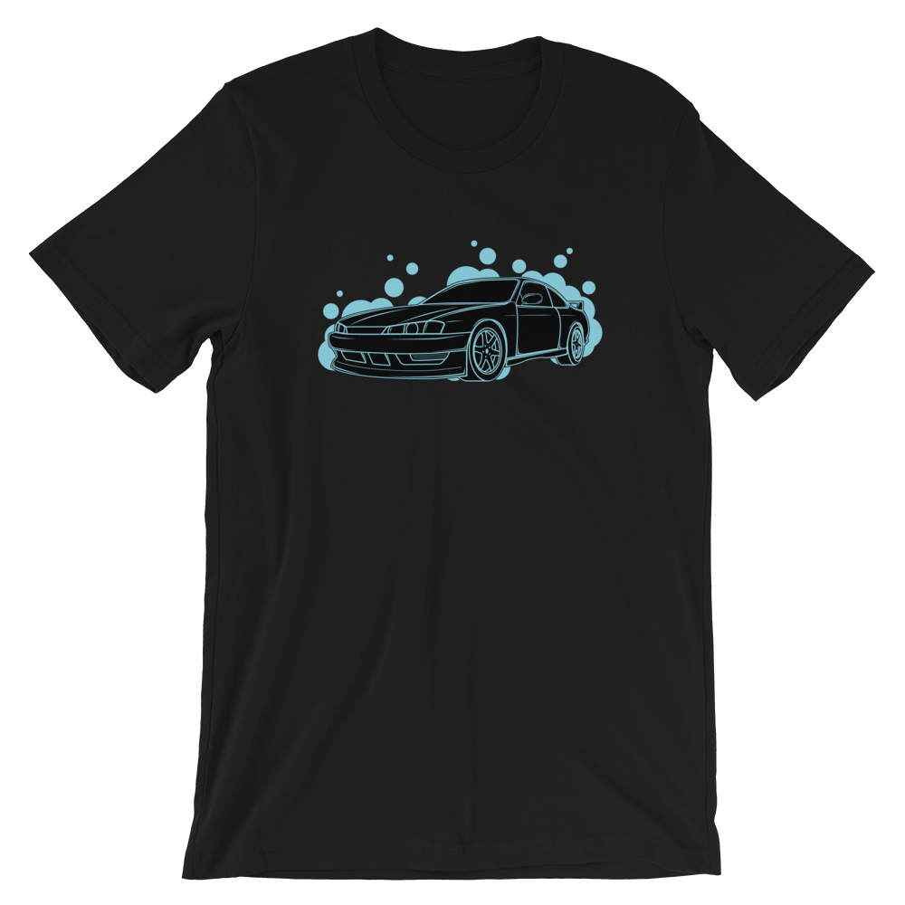 Image of Kouki S14 240sx Glow Shirt