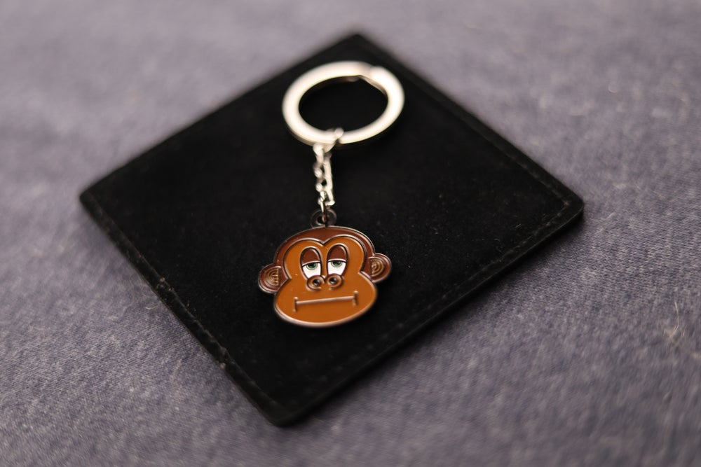 Image of Mitch Keychain