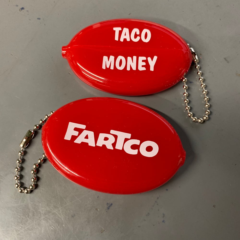 Image of Taco Money Coin Pouch