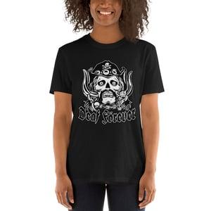 Image of Deaf Forever Motorhead tribute shirt