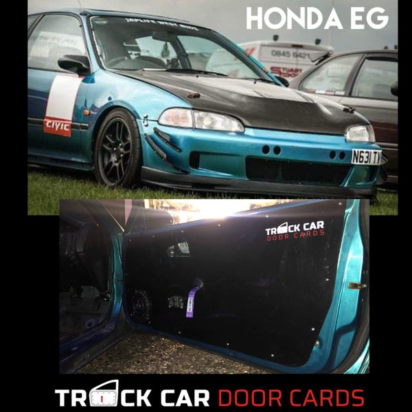 Image of Honda Civic - EG - Track Car Door Cards