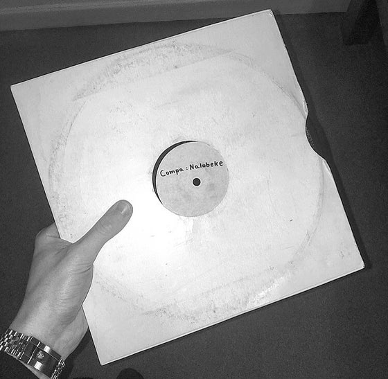 "Image of Compa – Nalobeke (10"" Acetate Dub Plate)"