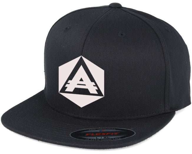 Image of Snapback - Adept (Hexagon Logo)