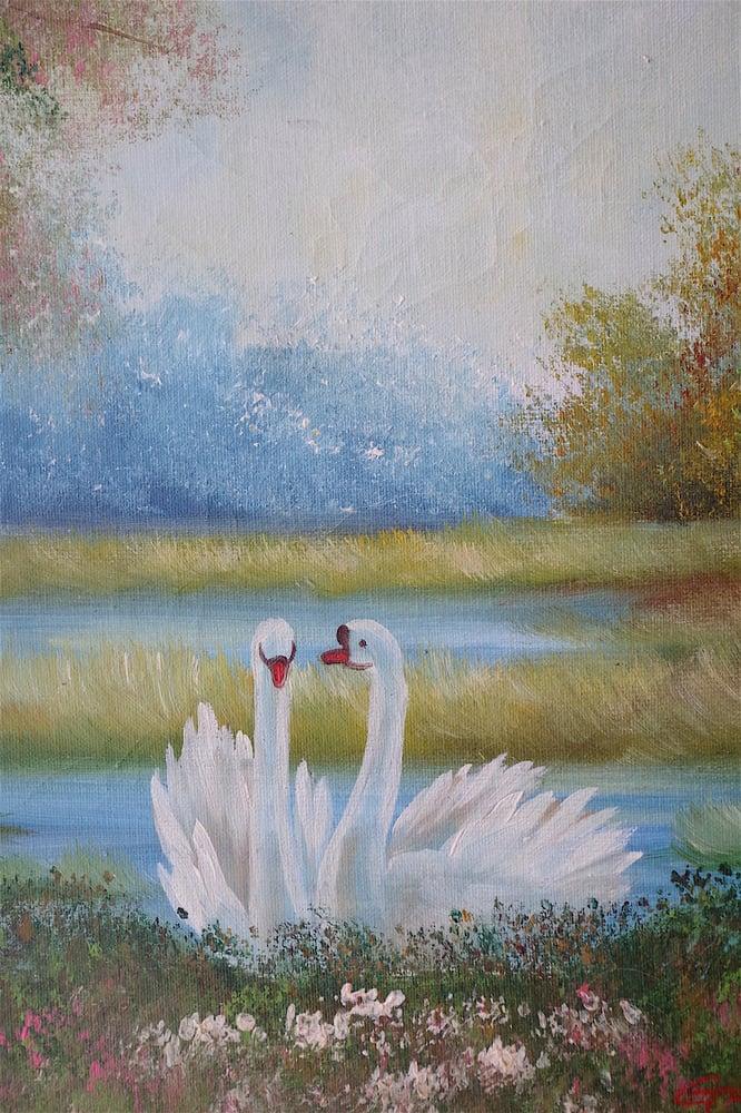 Image of Le Lac Des Cygnes