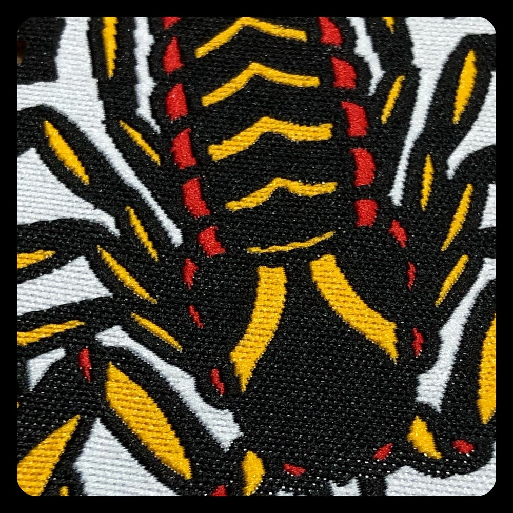 SCORPION AND SPIDER PATCH PACK