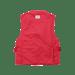 Image of thatboii hiking vest - red