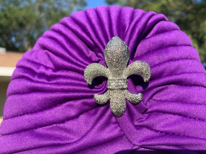 Image of Moroccan Fleur-de-Lis