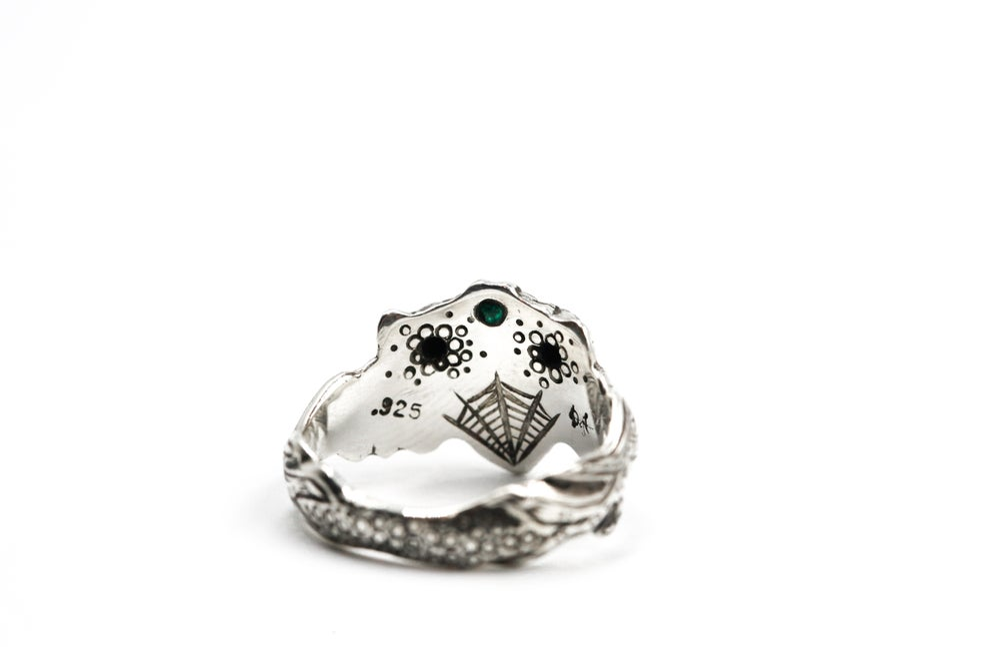 Image of Devil Gargoyle Ring