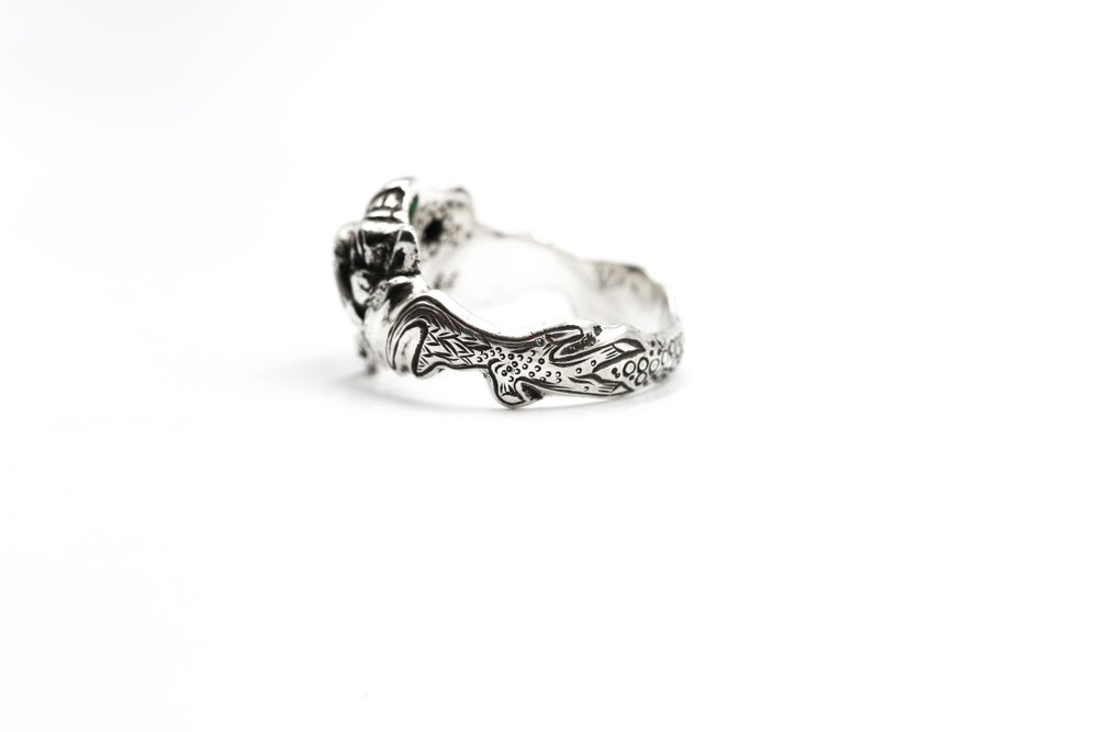 Image of Devil Gargoyle Ring