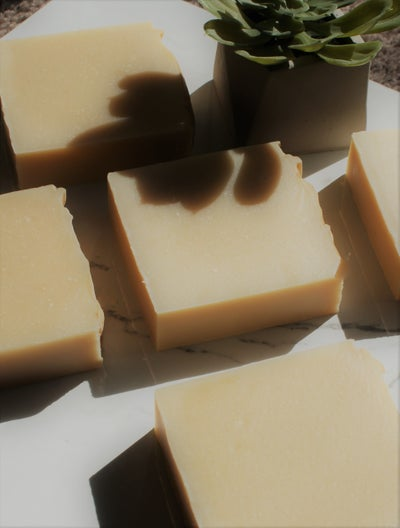 Image of Soothing: Essential Oil Soap