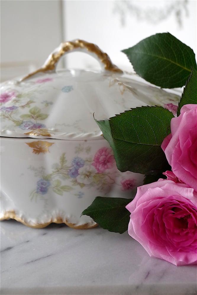 Image of Limoges Fleurs