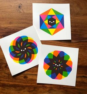 Image of Sun Miniprint Set