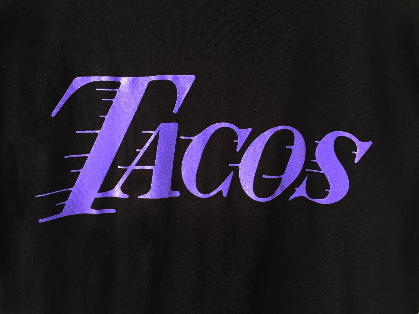 Image of Tacos (Purple)