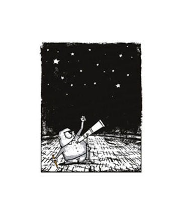 Image of The Boy Who Hated The Stars