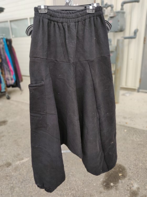 Image of Fleece Harem Pants