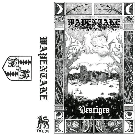 Image of Wapentake - Vestiges (MC)