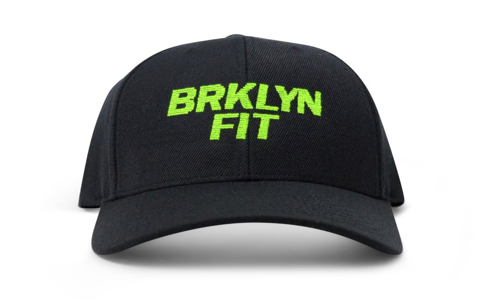Image of BRKLYN FIT® SPORTS - CURVED SNAPBACK