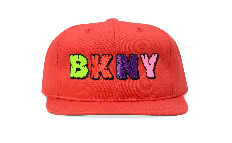 Image of BKNY (RED) - KIDS SNAPBACK