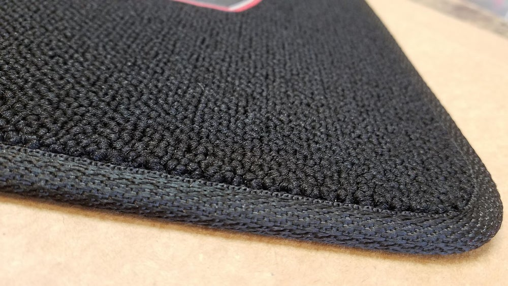 Image of NEW & IMPROVED VW BUG CARPET FLOOR MATS!