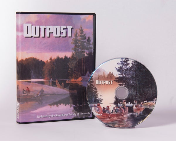 Image of OUTPOST DVD