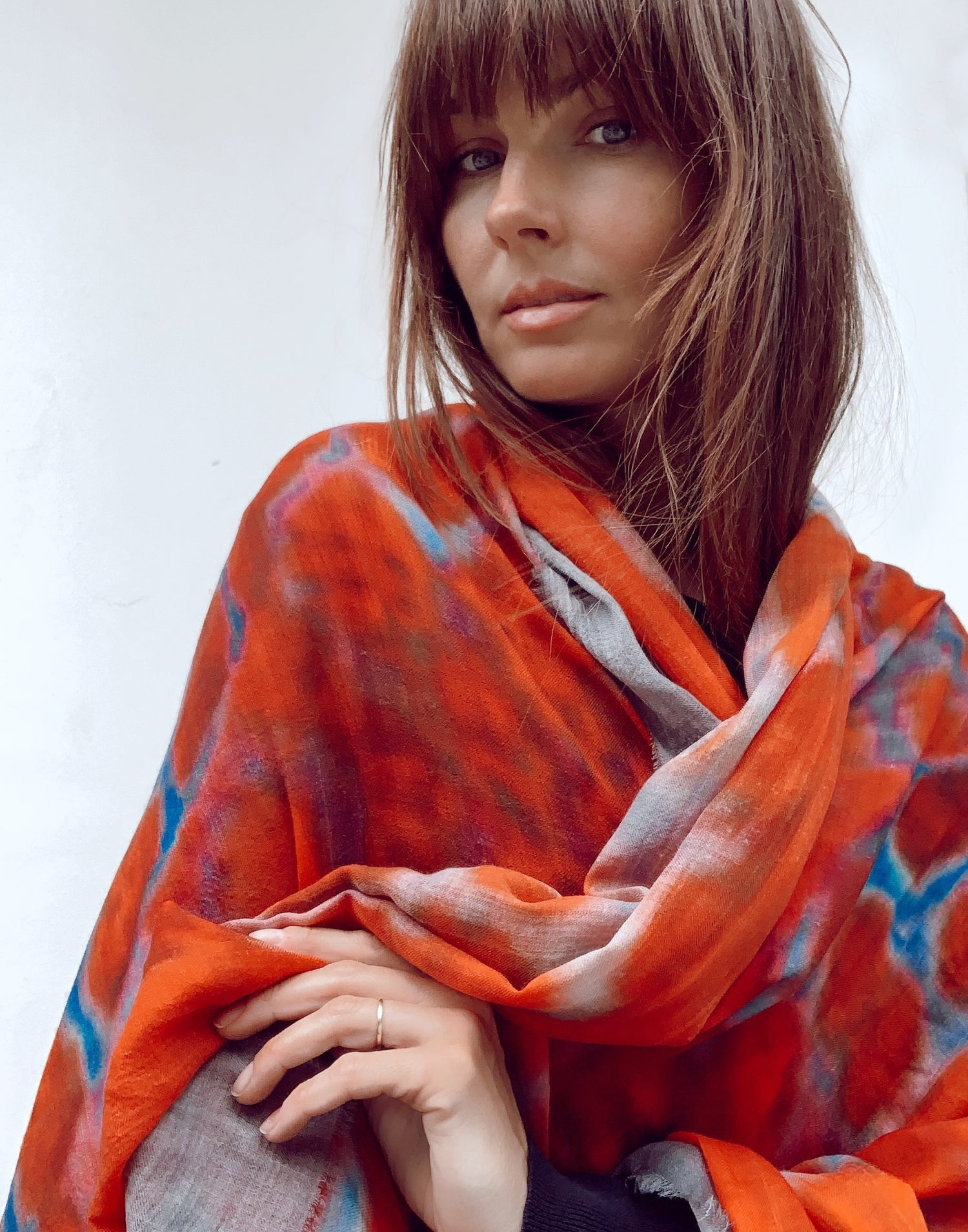 Image of PRE ORDER: Cashmere & Wool | Red Grouper
