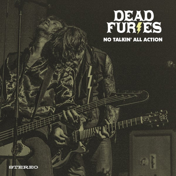 Image of Dead Furies - NoTalkin All Action LP