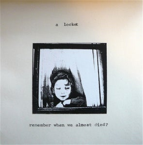 Image of ' remember when we almost died? ' album