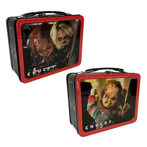 Image of Bride of Chucky Tin Lunch Box
