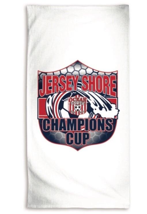 Image of JSCC Beach Towel