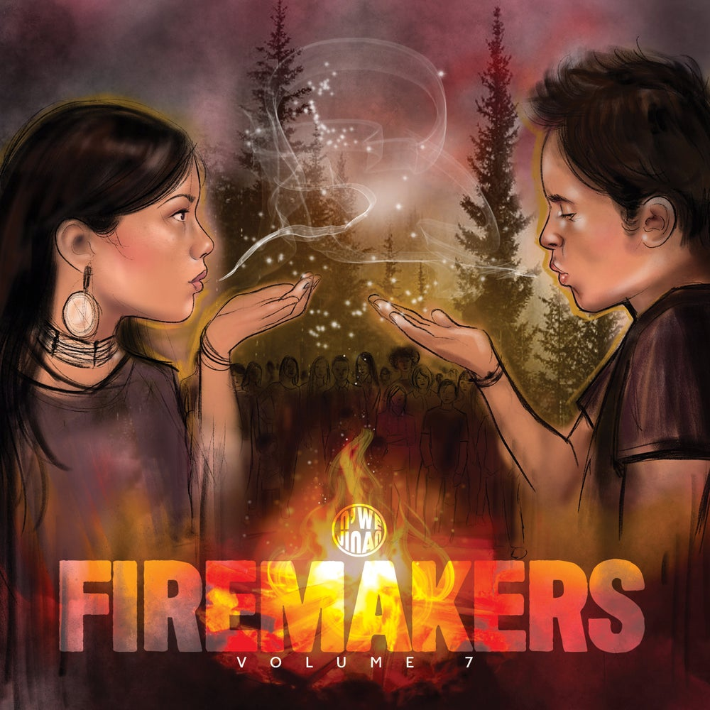 Image of Firemakers // Volume 7 CD